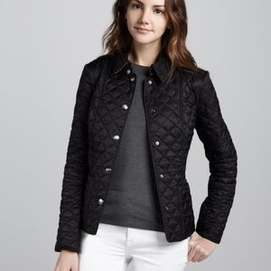 Burberry Kencott Quilted Jacket Authentic